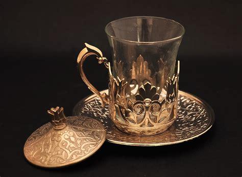 Oriental Turkish Brass Tea / Coffee Cup Best Coffee Brand In The World Small Marble Table Uk Pine Jimbaran Bay Brands Kallithea Creamer Black Jar Xmas