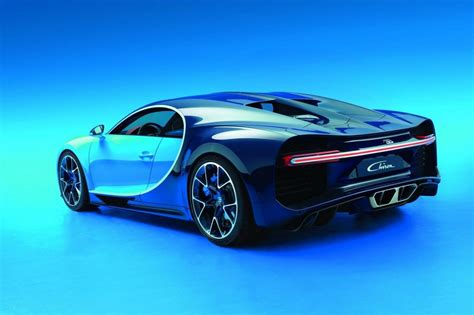 The recent change in the regulations regarding the emission. Bugatti Chiron W16 Price, Specs, Review, Pics & Mileage in India
