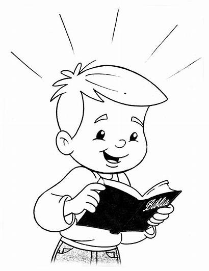 Coloring Christian Pages Printable
