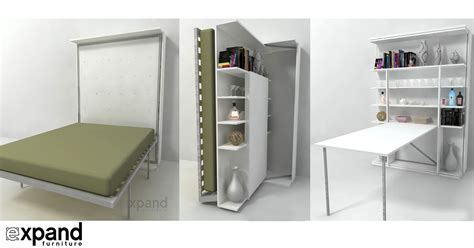 hidden murphy bed bookcase wall unit revolving bookcase italian wall bed expand furniture
