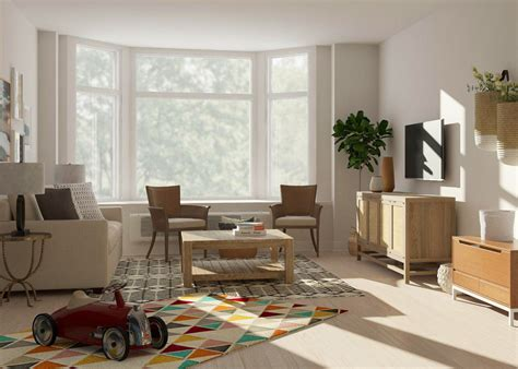 Ways To Make Your Living Room A Playroom