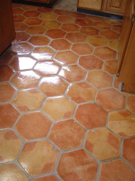 saltillo tile  kitchen  sealing photo credit az