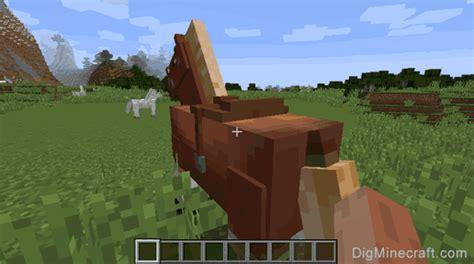 tame  ride  horse  minecraft