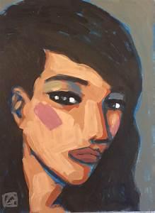 Peinture Visage Femme : g tting peinture visage par jean claude g tting illustration ~ Melissatoandfro.com Idées de Décoration