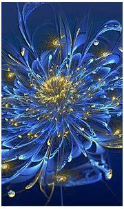 3D Flower Wallpaper HD 22712 - Baltana