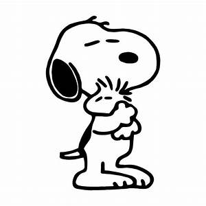 Snoopy Hugging Woodstock graphics design SVG by ...