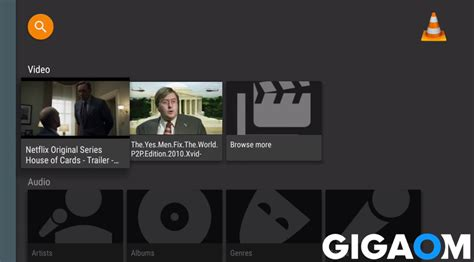 vlc for android vlc for android tv now available in preview version