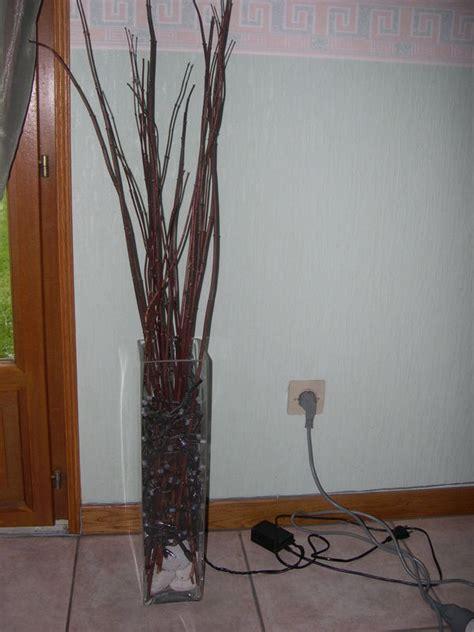 charmant branche d arbre decorative 4 deco noel avec des branches de bois inspiration photos