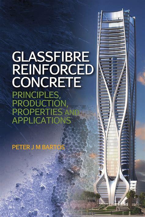 glass fiber reinforced concrete  focus   book