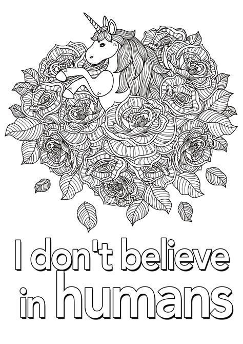 quote unicorn  don    humans  quotes adult