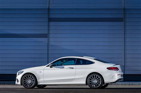2017 Mercedes-amg C43 Coupe Joins The C-class Family