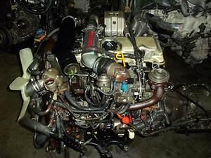 Toyota Jdm 2l-te Turbo Diesel Engine- 2199