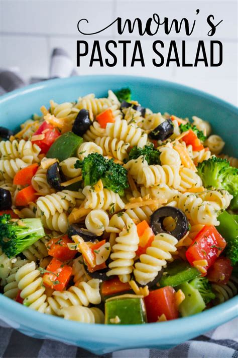 Explore tasty pasta salad recipes from my food and family! Pasta Salad Recipe