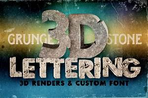 3d lettering mega bundle dealjumbocom discounted With custom 3d letters