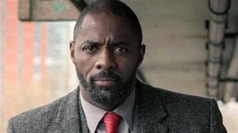 Idris Elba confirms that the creator of Luther is working ...