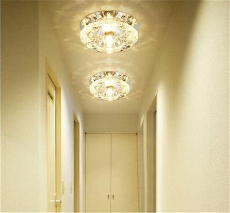 modern flush mount ceiling light brief 3w 5w led