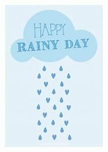 Happy Quotes About Rainy Days. QuotesGram