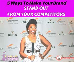 5 Ways To Make Your Online Brand Stand Out From Your ...