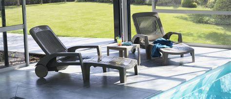 chaises de jardin grosfillex stunning lit de jardin grosfillex contemporary seiunkel
