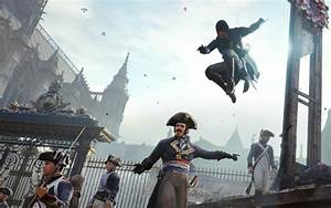 Assassin's Creed Unity Wallpaper Collection For Free Download