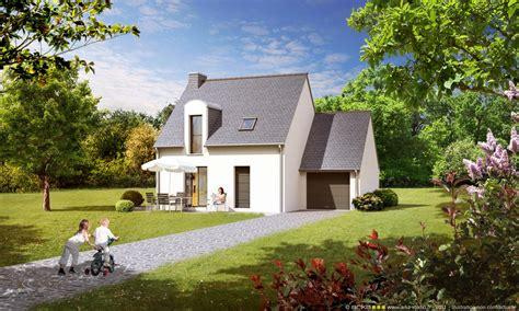 maison 3 chambre plan maison 3 chambres adonis maison traditionnelle à 1