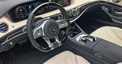 The automatic petrol engine has a mileage of 10.7 km/l. 2021 Mercedes S63 Price, Specs, Release Date   Latest Car Reviews