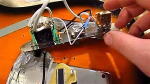 Fender Squire Tele Affinity Wiring  Artec Dual Rail