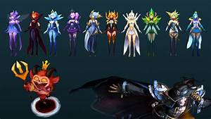 The 9 Best League Of Legends Skins Ever 2019