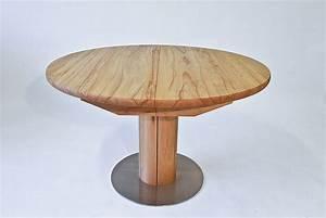Esstisch Rund 100 Cm : tische rund und ausziehbar runde tische ausziehbar runder ausziehbarer esstisch ~ Markanthonyermac.com Haus und Dekorationen