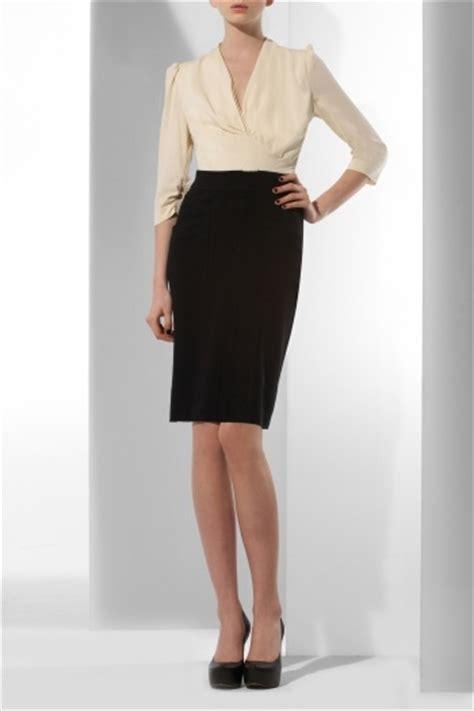 robes bureau robe classique pour bureau