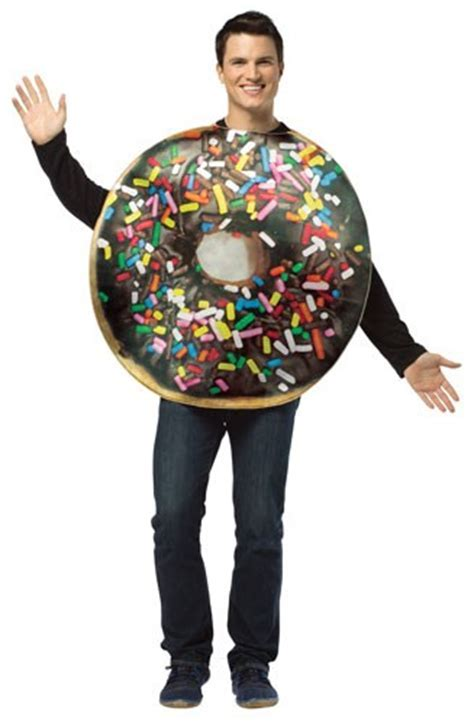 Coffee and Donut Costumes   Breakfast Costumes