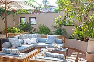 Comment Disposer Des Pots Sur Une Terrasse : terrasse 25 photos pour s 39 inspirer c t maison ~ Melissatoandfro.com Idées de Décoration