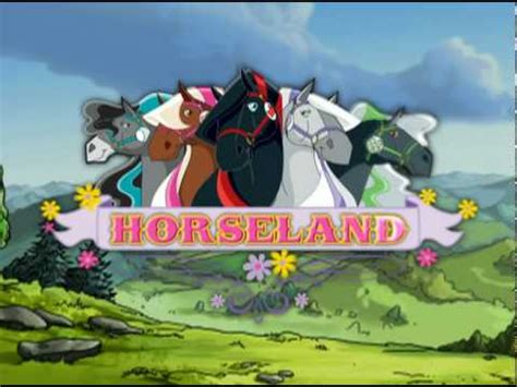 horseland preview trailer youtube