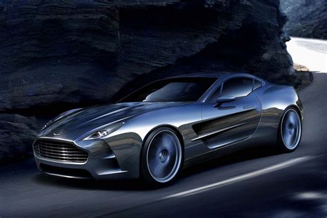 Aston Martin One 77 Mashinsport