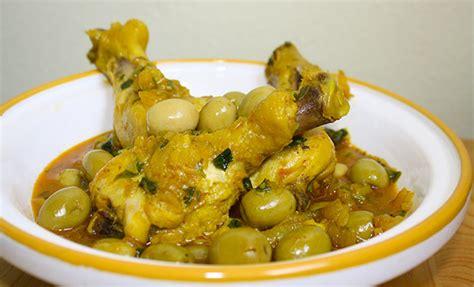 site recettes cuisine recette cuisine marocaine poulet un site culinaire