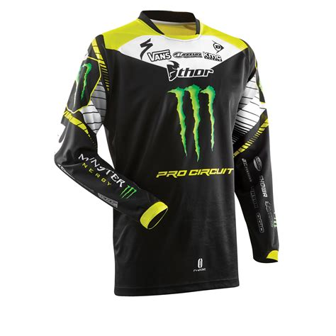 motocross jersey thor phase sp14 pro circuit monster energy motocross