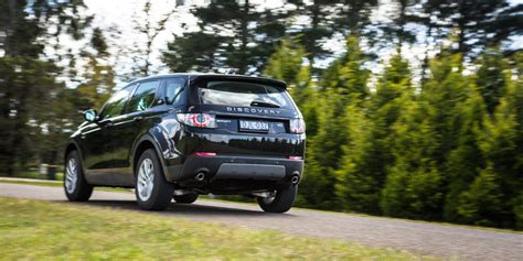 2017 land rover discovery sport 2017 land rover discovery sport td4 150 se review caradvice