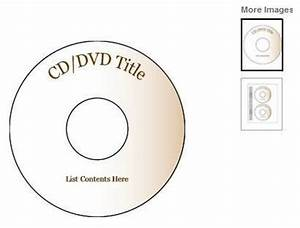 create your own cd and dvd labels using free ms word templates With free printable cd labels