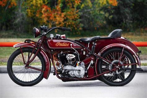 Bike 41 Vintage Indian Motorcycle Owned By Steve Mcqueen