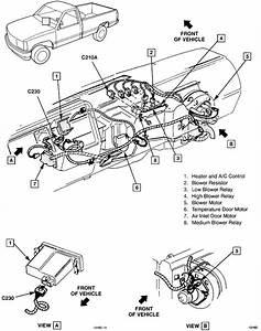 2001 Chevy Silverado Parts Diagram