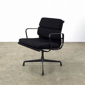 Eames Chair Kopie : 90 s charles eames ea217 soft pad fauteuil for vitra barbmama ~ Markanthonyermac.com Haus und Dekorationen