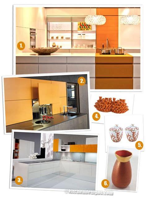 orange kitchen design orange kitchens that are pumpkin pie ready for 1218