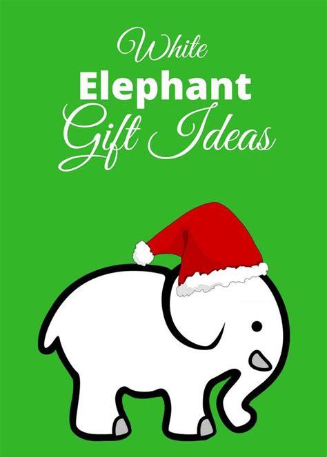 white elephant dirty santa or white elephant gift ideas elephant gifts white elephant and white elephant gift
