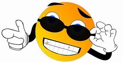 Smiley Cool Smile Emoticon Smileys Gambar Clipart
