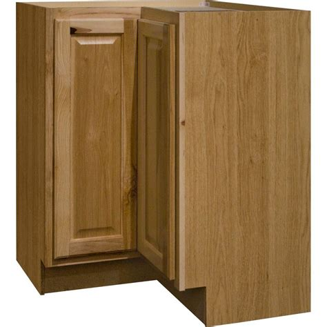 Home Depot Unfinished Cabinets Lazy Susan by Hton Bay 28 375x34 5x16 5 In Lazy Susan Corner Base