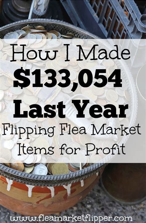 flea market flips ideas  pinterest flea
