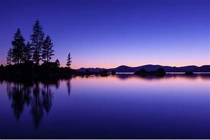 Relax Lake Reflection Wallpapers Nature Desktop