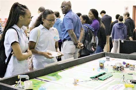 Stem Conference Benefits From Partnership With Us University  Cayman Compass