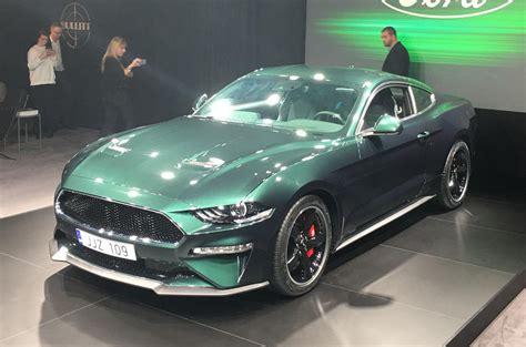 Ford Mustang Bullitt Confirmed For