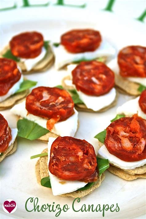 canapé simple canapes recipe easy pixshark com images galleries